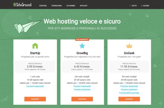 come-creare-un-blog-siteground