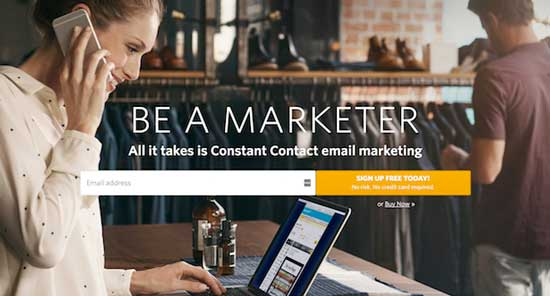constant-contact email marketing