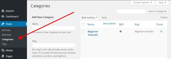 creare-un-sito-web categorie
