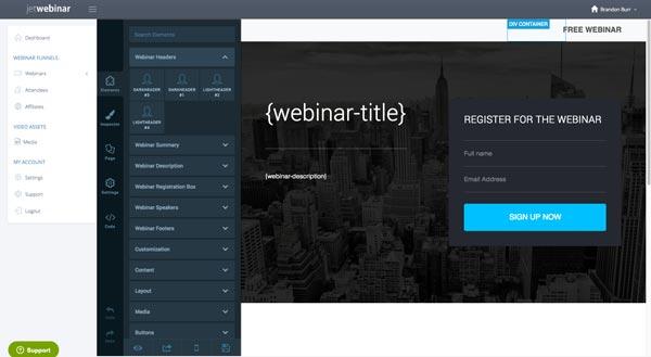 jetwebinar piattaforma webinar